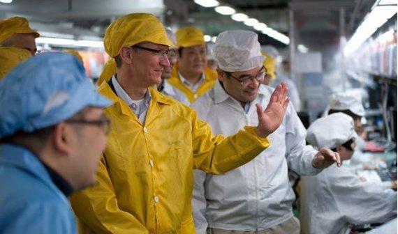 Apple investiert massiv in Maschinen und Fabriken für Geräte-Produktion
