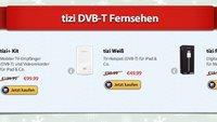 Black Friday: tizi-TV-Empfänger mit 50% Rabatt und weitere Händler-Angebote