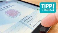 Touch ID auf iPhone und iPad: 5 Tipps und Tricks, die man kennen sollte