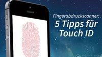 Touch ID: 5 Tipps und Tricks, die man kennen sollte