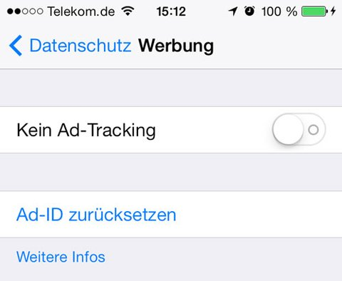 Ad-Tracking