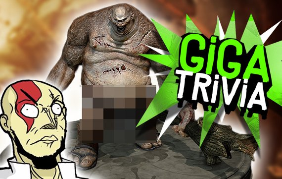 GIGA Trivia #23: Nackte Monster in God of War?