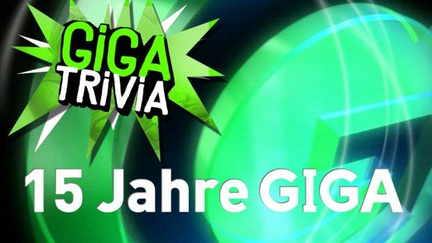 GIGA Trivia #24: 15 Jahre GIGA
