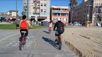 Cruising in Venice: Auf dem Rad durch Venice Beach (Off-Topic)