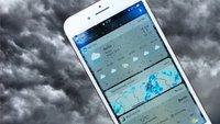 Donnerwetter: Die besten Wetter-Apps für iPhone & iPad