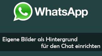 WhatsApp: Hintergrund ändern und Wallpaper einrichten (Web, Android und iOS)
