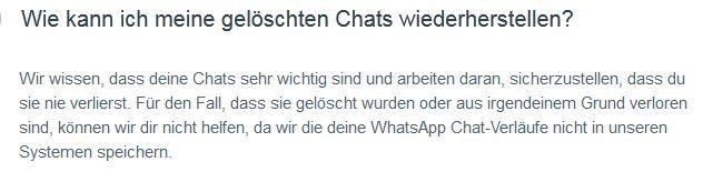 Whatsapp hintergrund wiederherstellen