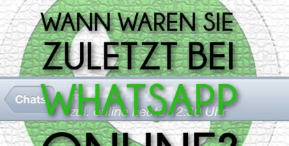 Whatsapp Unsichtbar Bleiben So Funktionierts