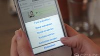 WhatsApp für iOS 7: Neue Version kommt diesen Monat