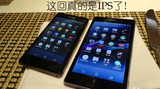 Sony Xperia Z1s: Neue Leaks und Details