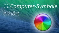 11 Computer-Symbole mit interessanten Ursprungsgeschichten