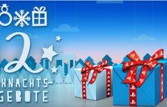 12 Weihnachtsangebote im...