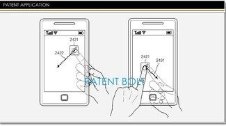 Samsung lässt sich rückseitige Berührungssteuerung für transparente Displays patentieren!