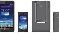 ASUS PadFone mini: Pressebilder zeigen kompakte Smartphone-Tablet-Kombo