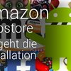 How To: So installiert ihr den Amazon App Store unter Android