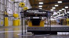 Amazon Prime Air: Dank Drohnen liefert Amazon bald in 30 Minuten