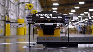 Amazon Prime Air: Dank Drohnen liefert Amazon bald in 30 Minuten
