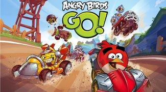 Angry Birds Go! ist da: Vögel in der Seifenkiste