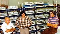 Neue Fotos gewähren einen seltenen Blick in Apples Vergangenheit