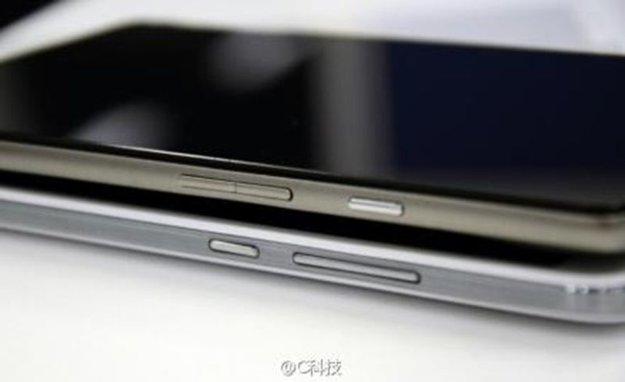 Huawei Ascend Mate 2 zeigt sich in ersten Bildern