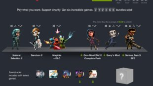 Humble Jumbo Bundle: Sanctum 2, Serious Sam 3 und Garry's Mod im Angebot