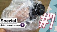 DIY: Kamera-Regenschutz für 1 € bauen