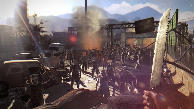 Dying Light: Langer Gameplay-Trailer zeigt Parkour und Fallen