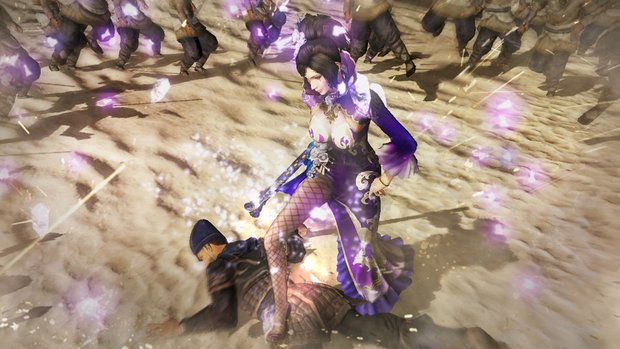 Dynasty Warriors 8: Xtreme Legends Complete Edition kommt nach Europa