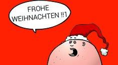 <i>Kostenlose Weihnachtsgrüße für WhatsApp & Co. zum Versenden</i>