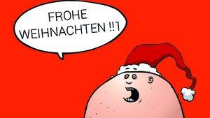 Kostenlose Weihnachtsgrüße für WhatsApp & Co. zum Versenden