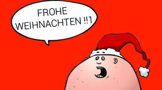 Weihnachtssprüche per WhatsApp & Co.: Schöne Grüße zum Versenden