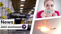 AMAZON PRIME AIR UND GETTY MUSS 1,2 MILLIONEN ZAHLEN - GIGA FOTO NEWS