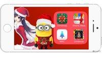 Weihnachts-Hintergrundbilder für iPhone und iPad: 4 kostenlose Wallpaper-Apps