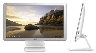 LG stellt All-in-one-Desktop Chromebase mit 21,5 Zoll-Bildschirm und Chrome OS vor!
