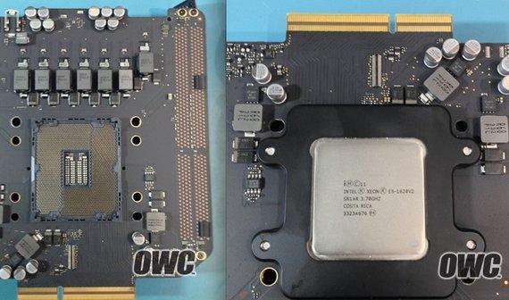 Austauschbare CPU: Neuer Mac Pro womöglich aufrüstbar