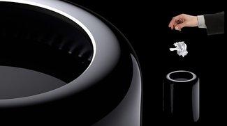 Mac Pro als Papierkorb-Symbol in OS X verwenden [Sonntags-Tipp]
