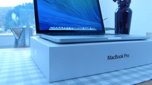 MacBook Pro mit Retina-Display Review (Ende 2013, 13 Zoll)