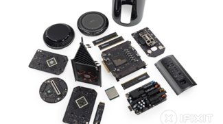 Mac Pro Teardown: iFixit bestätigt austauschbare CPU, gut reparierbar