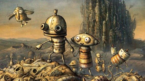 Machinarium: Steht ein PS4-Release bevor?