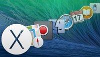 OS X Mavericks: Apples kostenloses Mac-Update im Test