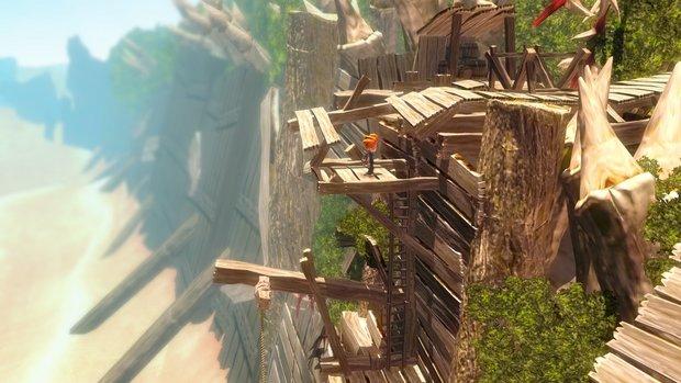Xbox One: Platformer Max and the Curse of Brotherhood erscheint schon morgen