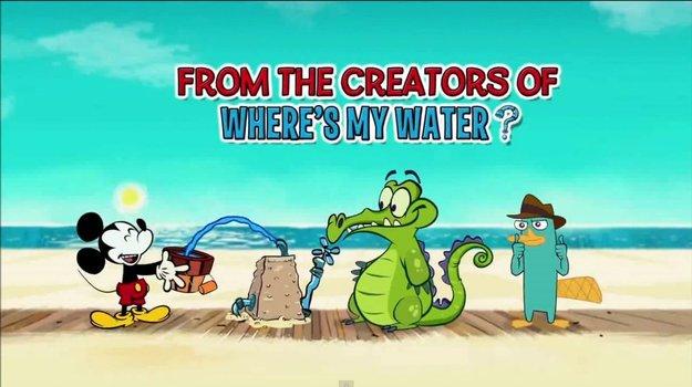 Wo ist mein Wasser/Perry/Micky? Was ist los mit Disney? (Kommentar)