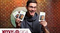 Adventskalender: 3 x Moto G gewinnen, das neue Smartphone von Motorola