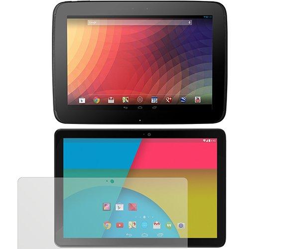 Nexus 10 vs Nexus 10 FHD