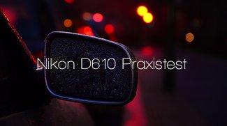 TEST: Nikon D610 - Praxistest bei Nacht