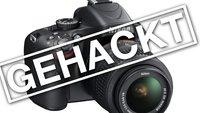 Nikon wurde gehackt!