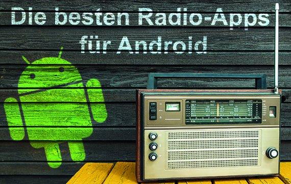 Android: Die besten Radio-Apps für euer Smartphone oder Tablet