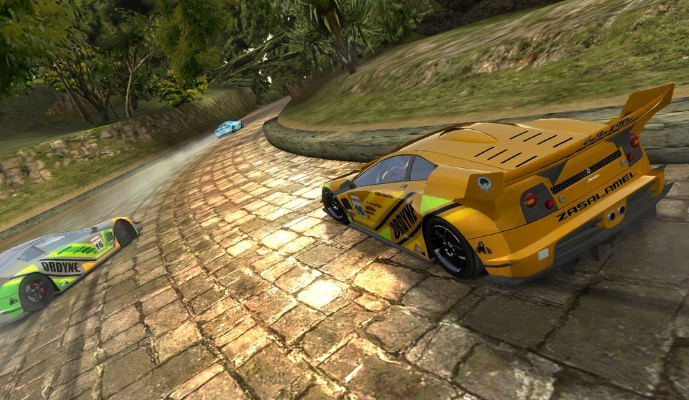Ridge Racer Slipstream: Mobil-Ableger des Klassikers rast noch 2013 in den Play Store [Update: Doch erst 2014]