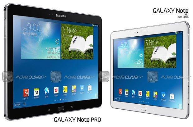 Samsung Galaxy Note Pro im Benchmark: Stärker als High End-Smartphones