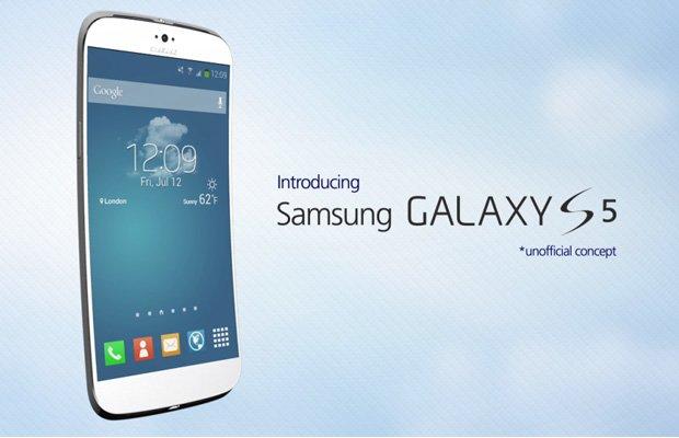 Samsung: Galaxy S5 mit 5,25 Zoll AMOLED-Display in Massenproduktion?